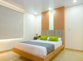 Ayenda 1420 Eco Suite, hotel in Cali