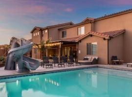 Grand Resort in St. George with Private Pool and Sports Court, hotel in Santa Clara