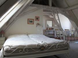 Bed and Breakfast Gantrisch Cottage Ferienzimmer, отель в городе Rüeggisberg