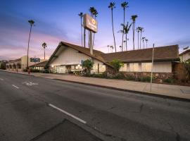 Vagabond Inn Ventura, hotel with pools in Ventura