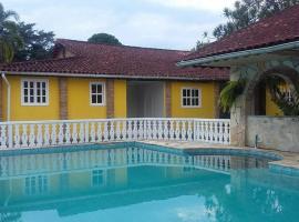 Pousada Da Chácara Angra, hotel in Angra dos Reis