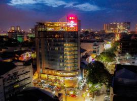 Hermes Palace Hotel Medan by BENCOOLEN, hotel in Medan