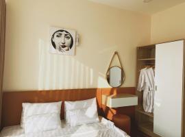 Ice Ice's House - Vung Tau Gold Sea Apartment, khách sạn thân thiện với thú nuôi ở Vũng Tàu