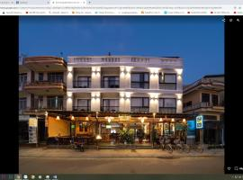 Backhome Hostel & Bar, family hotel in Hoi An