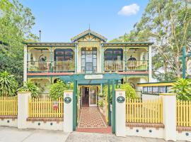 Charrington Hotel, guest house in Sydney