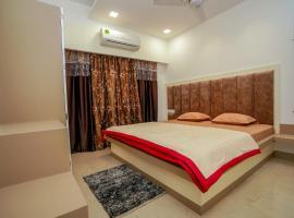 StayEden - Gracia Heights - 2 BHK, hotel in Indore