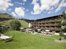 Hotel Berghof, Hotel in Lech am Arlberg