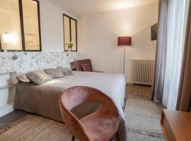 Les chambres de l'ATELIER à Montignac Lascaux