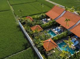 Sawah Villas, hotel in Ubud