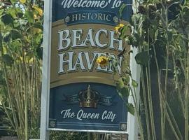 The Beach Club at Pearl Street, serviced apartment in Beach Haven