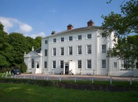 The Clock House, golf hotel in Brewood