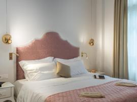 Bahar Boutique Hotel, hotel in Thessaloniki