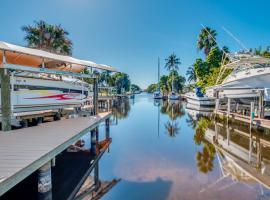 BOATERS.HOUSE Cape Coral, Florida, holiday rental in Cape Coral