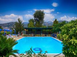 Hotel Girasole, hotell i Sorrento
