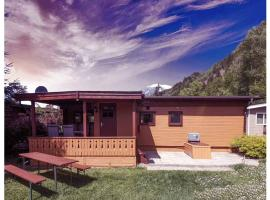 Mountainview Lodge, glamping site in Aschau