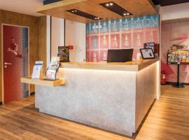 Hotel Ibis Budget Montpellier Centre Millenaire -, pet-friendly hotel in Montpellier