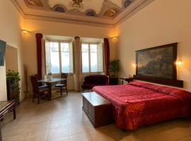 Vogue Hotel Arezzo, отель в Ареццо