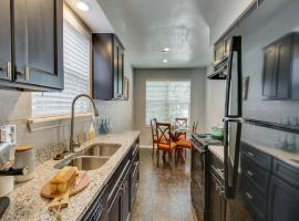 Evie's Campus-close 2 bedroom luxury, vacation rental in Oklahoma City
