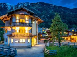 Alpenresort Thanner, serviced apartment in Mayrhofen