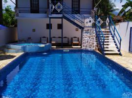 HOTELARE Brunello Hotel & Pousada, hotel with jacuzzis in Paraty
