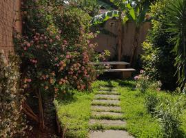 Un giardino segreto a Roma, apartment in Rome
