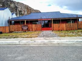 Hostel El Paredon, hotel in El Chalten