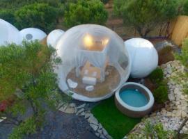 Bubble Suites, hotel in Nea Moudania