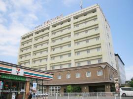 HOTEL nanvan 焼津、焼津市のホテル
