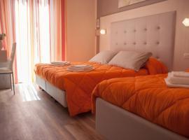Albergo Villa Miraggio, hotel in zona Stazione Ferroviaria di Rimini, Rimini