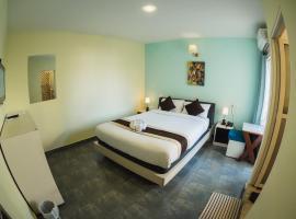 Peace N park Hotel Rooms, hotel in Kathmandu