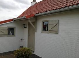 Cottage Pelssers@De Haan, vakantiehuis in De Haan