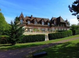 Magnifique deux pièces au calme, apartment in Deauville