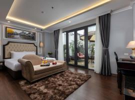 Babylon Premium Hotel & Spa, hotel in Hanoi