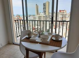 Bellissimo Arenales - 200m de la playa y del NH Provincial, hotel en Mar del Plata