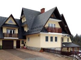 Nad Lasem, homestay in Bukowina Tatrzańska
