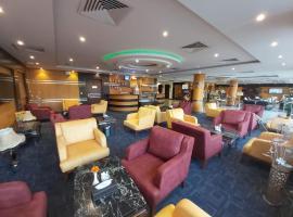Almasem Luxury Hotel suite 6, hotel perto de Granada Center Riyadh, Riyadh