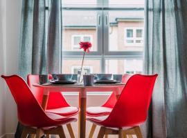 Smart Sleep Apartments, ξενοδοχείο κοντά σε Πάρκο Celtic, Γλασκώβη