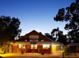 Outback Pioneer Hotel, hotel in Ayers Rock