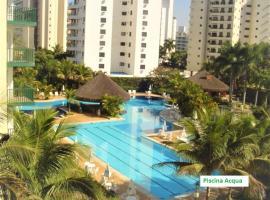 Riviera São Lourenço Acqua, apartment in Bertioga