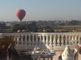 Gold Ibis Hotel, отель в Луксоре