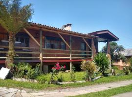 Casa do scur, pet-friendly hotel in Canela