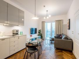 Marmo Apartments – hotel w Warszawie