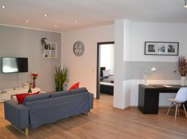 FeWo Kleeblatt mit eigener Terrasse, apartment in Wuppertal