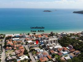 Casa AZUL - Resid Villa Verao - A 70 metros da Praia., villa in Florianópolis