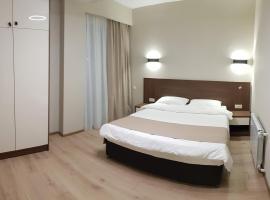 Crystal residence 301, hotel in Bakuriani
