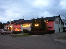 Hotel Dynamic, hotel v destinaci Nová Dubnica