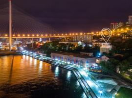 Kinney sea view Hotel, отель во Владивостоке