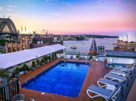 Rydges Sydney Harbour, hotel in Sydney