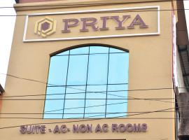Hotel Priya, hotel near Calicut International Airport - CCJ, Kottakkal