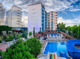 Club Big Blue Suit Hotel - All Inclusive, отель в городе Аланья